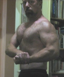 Me at about 175 pounds